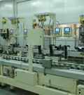 CTV control module assembly line
